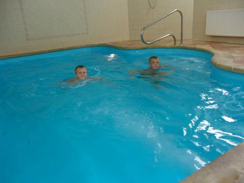 bazén, basen, krytý bazén, spa, Jánské Lázně